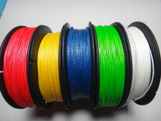 画像1: wax braid minirolls